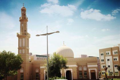 DISCOVERY GARDEN DUBAI
